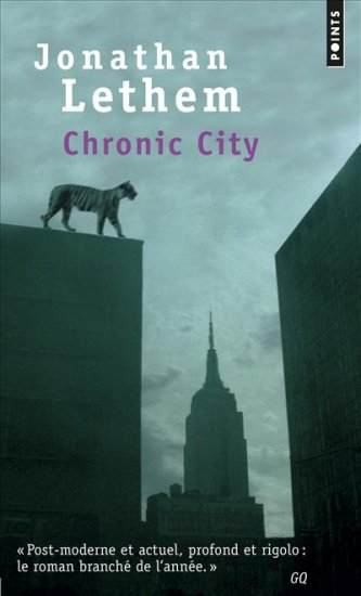 Chronic city POINTS