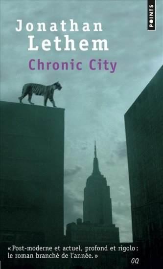 Chronic city POINTS